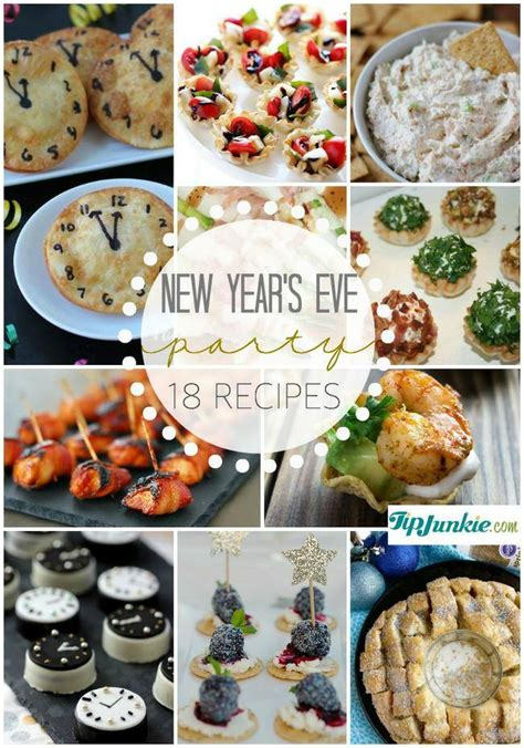 new year recipes 18 recipes for your new year s tip junkie