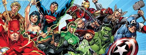 film marvel e dc comics the difference between dc and marvel comics priceless