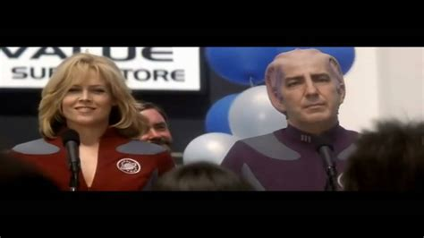 by grabthars hammer galaxy quest to become tv show what a savings youtube