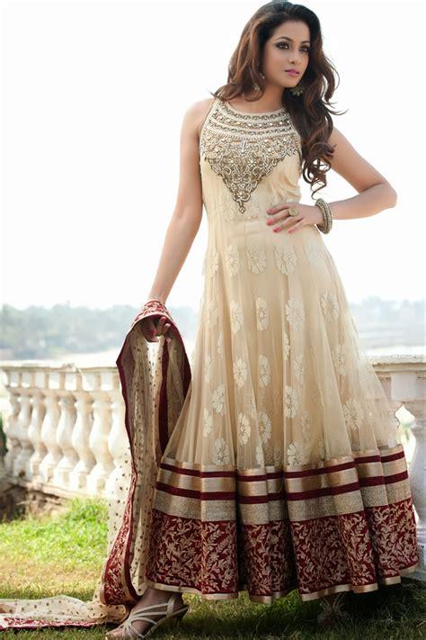 stylish design new designers stylish floor length bridal wear anarkali