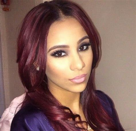 cyn santanas hair color cyn santana celebss pinterest