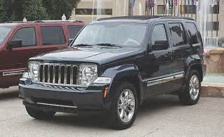 Jeep Liberty 08 Car And Driver
