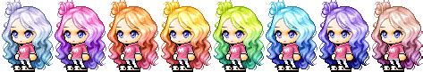 maplestory prince ponytail royal hair face list updated 2 5