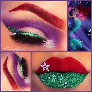 ariel eye color 25 best ideas about mermaid makeup on
