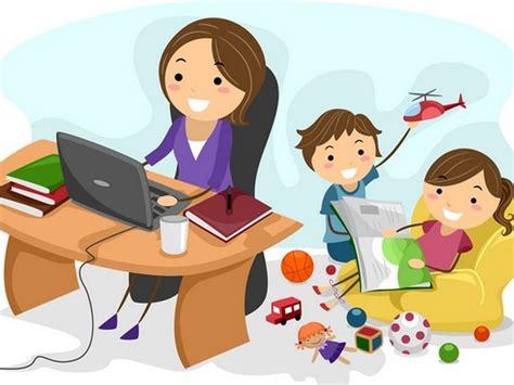 Lu Tidur Kartun peran ibu rumah tangga dan juga kegiatannya sehari hari