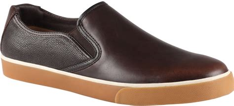 Project Original Slip On Leather Brown aldo mansel where to buy how to wear