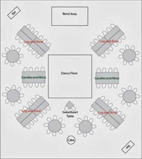 wedding reception floor plan template 1000 ideas about reception layout on pinterest wedding