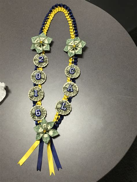 Ac184 8 Ready Blue And Yellow navy blue and yellow money ready for graduation