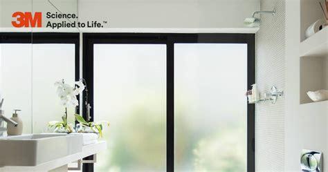 badezimmer windows privacy glas 3m fasara decorative glass finishes transform ordinary glass