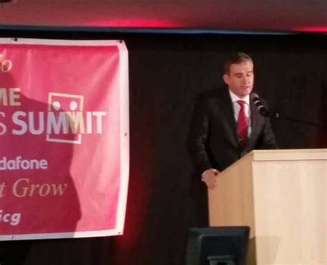 Of Mã Nster School Of Business And Economics Mba by Vmotion It Solutions At Munster Business Summit 2014