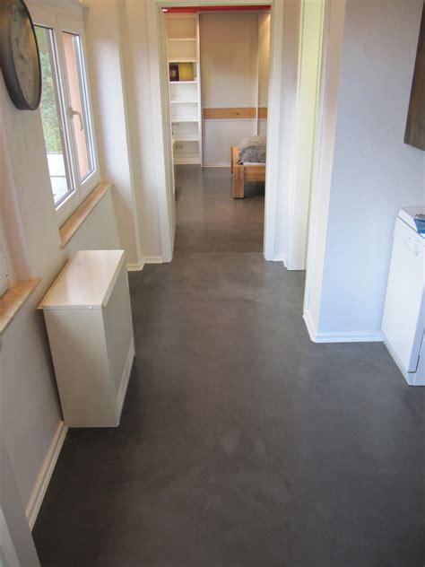 beton unique beton cire gestaltung mit beton cire