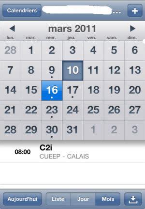 Calendrier Gmail Comment Synchroniser Agenda Sur Le Calendrier De