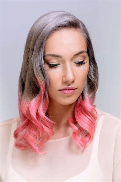 breast cancer pink color pink hairstyles for breast cancer awareness month