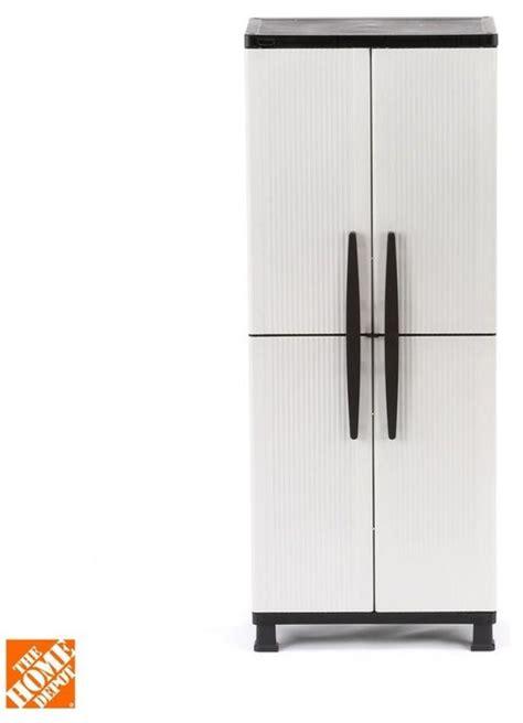 free standing cabinets racks shelves hdx garage