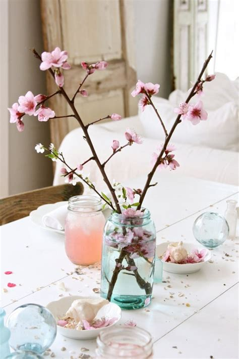 cherry blossom home decor spring interiors decor glitter inc glitter inc