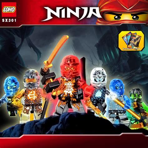 Lego China Decool Minifigures Ninjago buy decool ninjagoes minifigures cole zane