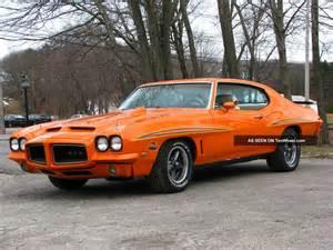 1972 Pontiac Gto Judge 1972 Gto Judge Clone Quot Look A Like Quot Driver 400 Auto