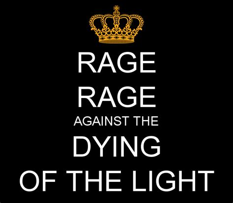 rage against the dying of the light tattoo rage against the dying of the light rage rage against