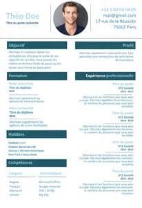 Resume 101 Pdf by Exemple De Cv Travailleur Autonome Gratuit 224 T 233 L 233 Charger