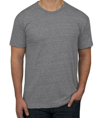 On Our Radar American Apparel Does Vintage by Custom American Apparel Usa Made Tri Blend T Shirt