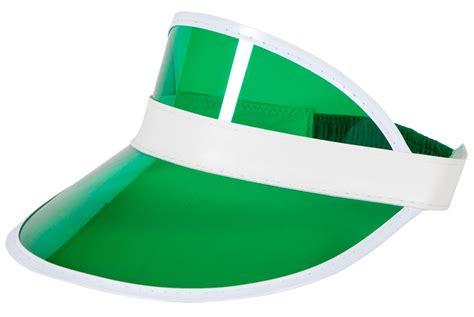 Sun Visor Hat green sun visor mens pub golf casino tennis fancy