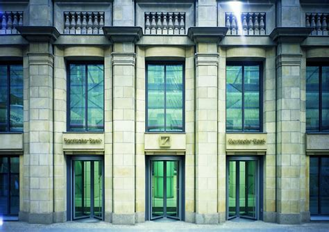 bank deutschland referenzen deutsche bank berlin deutschland