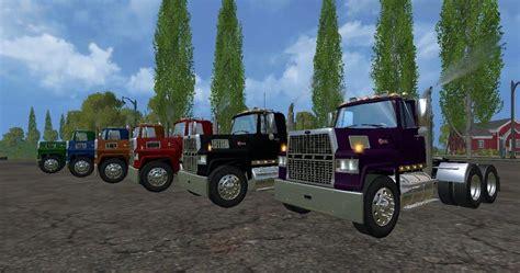 Semi L ford l9000 semi dyeable v1 0 modhub us