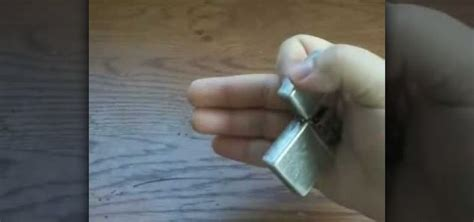 how to light a zippo how to do the quot hand quot zippo lighter trick 171 prop tricks