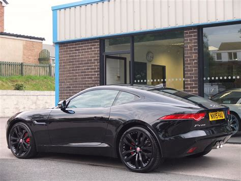 jaguar f type coupe for sale used used jaguar f type coupe 3 0 supercharged v6 s auto 380ps