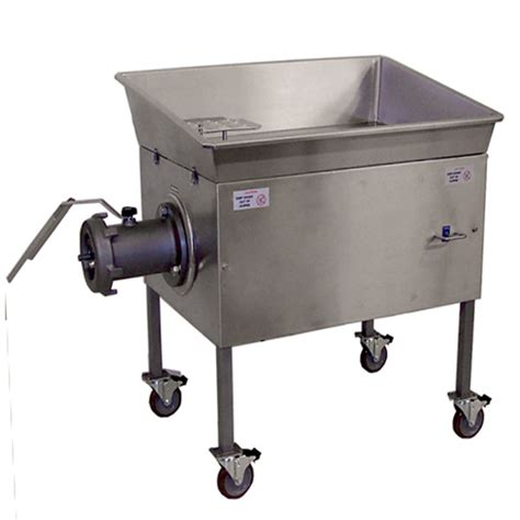 Floor Grinder by Commercial Meat Grinder Mpbs Industries