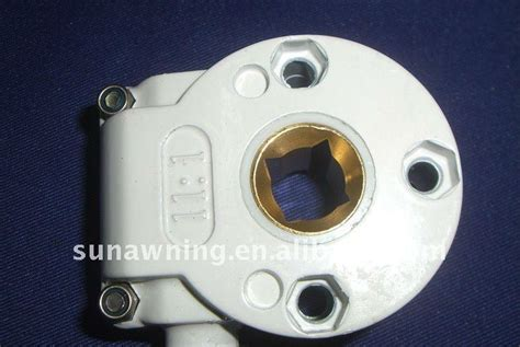retractable awning gearbox awning gear box buy awning gear box awning components
