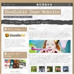 doodlekit free website maker doodlekit free website builder