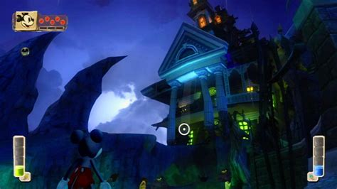 epic film game watch disney s epic mickey video game opening movie