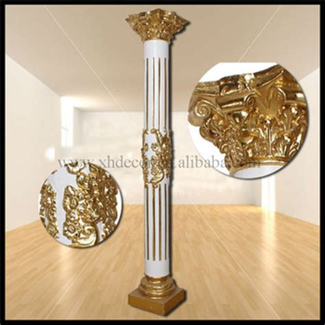 pillars for home decor frp decoration roman column pillar pu roman column home