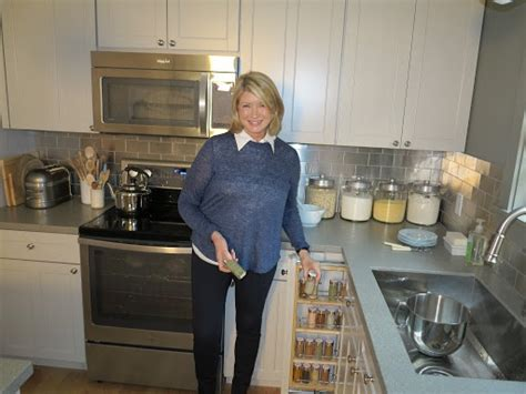 a better cabinet reasons to consider martha stewart my new kitchen at skylands i love this spice rack that
