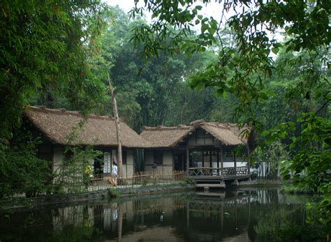 Dufu Thatched Cottage file du fu thatched cottage garden jpg wikimedia commons