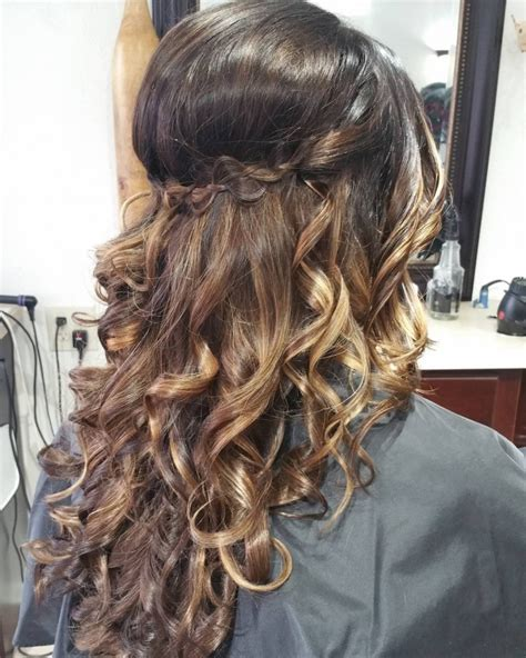 graduation hairstyles for medium 44 prom haircut ideas designs hairstyles design