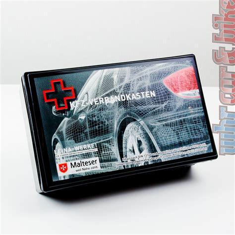 Kfz Verbandkasten Ebay leina kfz verbandkasten auto verbandskasten nach din 13164