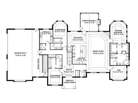 open source house plans 1 level house plans with photos