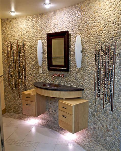 Badezimmer Fliesen Ideen Mosaik by Badezimmer Mit Mosaik Gestalten 48 Ideen Archzine Net
