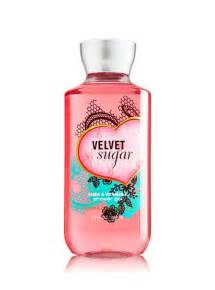 velvet sugar shower gel signature collection bath and
