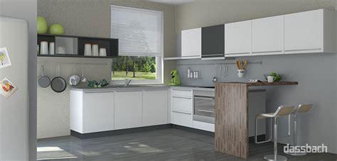 offene küche tresen offene k 252 che u form mit tresen