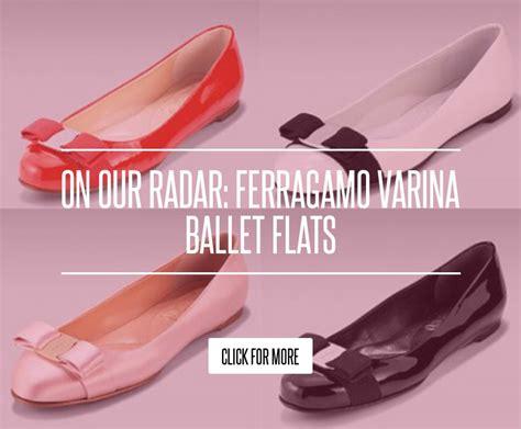 On Our Radar Ferragamo Varina Ballet Flats by On Our Radar Ferragamo Varina Ballet Flats Fashion