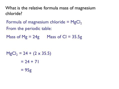 what is magnesium on the periodic table revision of c6 chemical synthesis ppt video online download