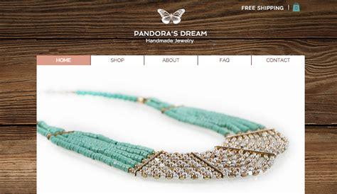 Handmade Jewelry Website - website templates free html5 website templates wix page 19