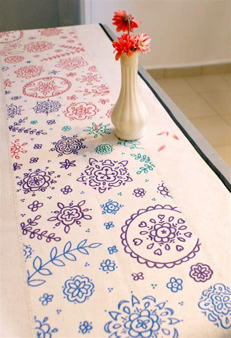 Tissu Pour Chemin De Table