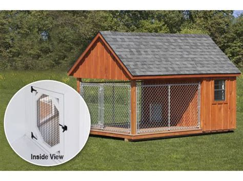 amish dog house dog kennels this n that amish outlet lori s house pinterest