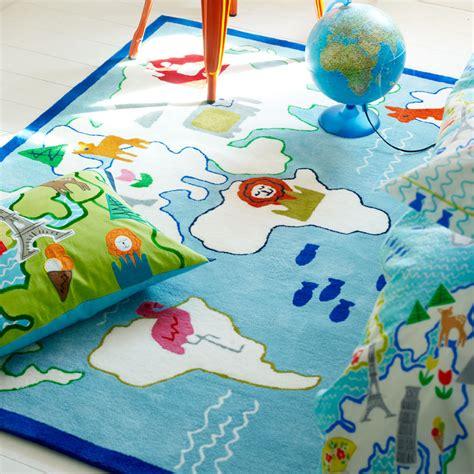 globe rug rug ikea create and comfort in your kid s room homesfeed