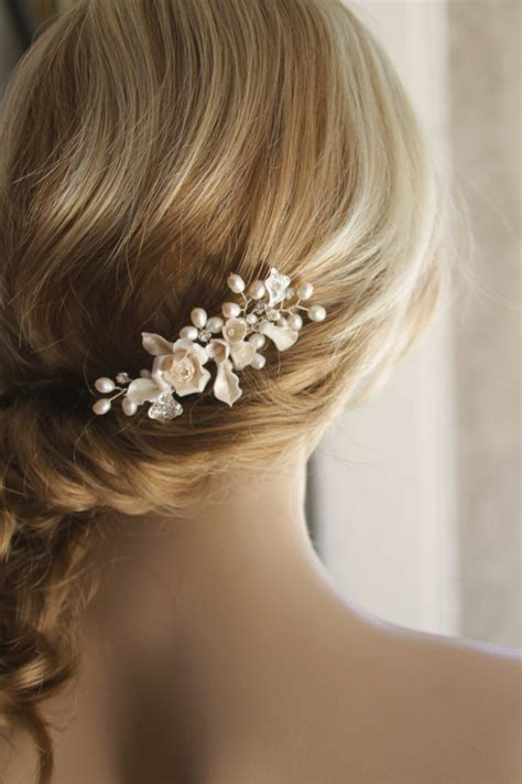 Decorative Hair Accessories For Weddings by Bridal Hair Comb Wedding Decorative Combs Bridal Hair