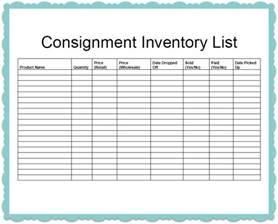 http www scribd com doc 136322147 consignment inventory